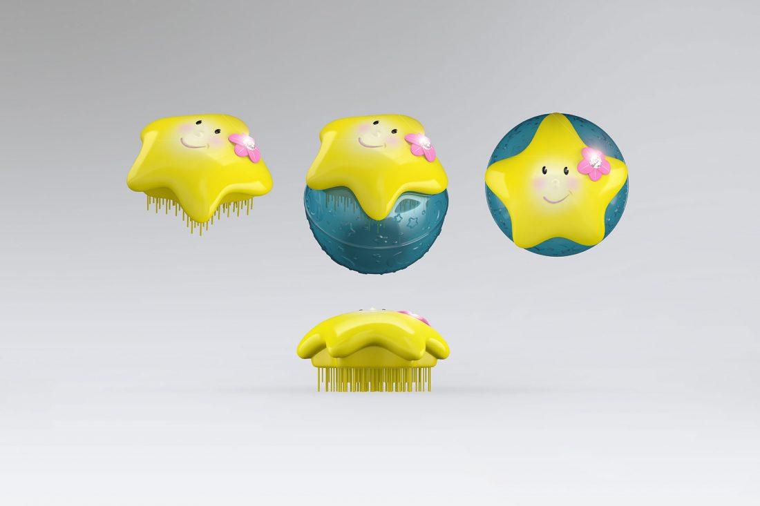 steinhorst + degenstein Haarbürste für Kinder